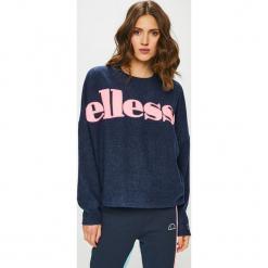 Ellesse - Bluza. Czarne bluzy rozpinane damskie Ellesse, s, z aplikacjami, z dzianiny, bez kaptura. W wyprzedaży za 179,90 zł.