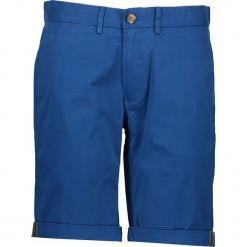 Spodnie chino - Slim fit - w kolorze niebieskim. Niebieskie spodenki i szorty męskie marki Ben Sherman, z aplikacjami, z materiału. W wyprzedaży za 152,95 zł.