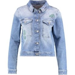 Kurtki damskie: Mavi ARIANA Kurtka jeansowa palm embro denim