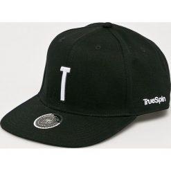 True Spin - Czapka. Czarne czapki z daszkiem męskie True Spin. W wyprzedaży za 29,90 zł.