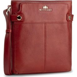 Torebka WITTCHEN - 85-4E-366-55 Czerwony. Czerwone listonoszki damskie marki Reserved, duże. W wyprzedaży za 299,00 zł.