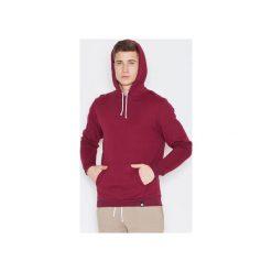 Bluza V006 Bordo. Czerwone bluzy męskie marki KALENJI, m, z elastanu, z długim rękawem, długie. Za 149,00 zł.