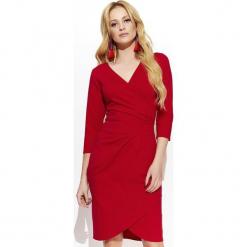Makadamia Sukienka Damska 40 Czerwona. Czarne sukienki marki Fille Du Couturier. Za 215,00 zł.