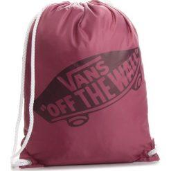 Plecak VANS - Benched Bag VN000SUFYHB Dry Rose/Catawb. Fioletowe plecaki męskie Vans, z materiału, sportowe. Za 39,00 zł.