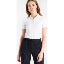 Odzież damska: Armani Exchange Koszulka polo white