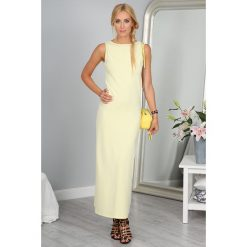 Sukienki: Sukienka Cytrynowa 9979