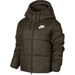 Nike Kurtka damska Sportswear Jacket zielona r. M (869258-325). Zielone kurtki sportowe damskie Nike, m. Za 255,89 zł.