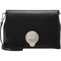 Abro Torba na ramię black. Czarne torebki klasyczne damskie marki Abro. Za 789,00 zł.