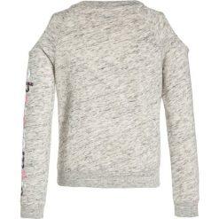 Abercrombie & Fitch CREW Bluza light heather grey. Szare bluzy dziewczęce Abercrombie & Fitch, z bawełny. W wyprzedaży za 127,20 zł.