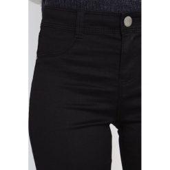 Boyfriendy damskie: Dorothy Perkins Petite FRANKIE Jeans Skinny Fit black