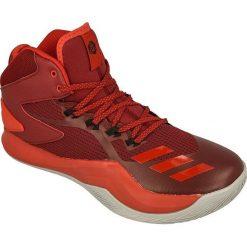 Buty sportowe męskie: Adidas Buty męskie Derrick Rose Dominate IV czerwone r. 47 1/3 (BB8179)