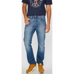 Levi's - Jeansy 501. Brązowe jeansy męskie regular Levi's®. Za 399,90 zł.
