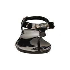 SANDAŁY CASU QT-155-658. Czarne sandały damskie marki Casu. Za 49,99 zł.