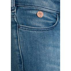 Scotch R'Belle LE VOYAGE  Jeansy Slim Fit classic blue. Niebieskie spodnie chłopięce Scotch R'Belle, z bawełny. W wyprzedaży za 181,30 zł.