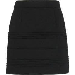 Minispódniczki: Kookai Spódnica trapezowa noir