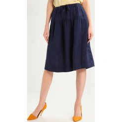 Spódniczki trapezowe: And Less CARLSLAGEN Spódnica trapezowa denim blue