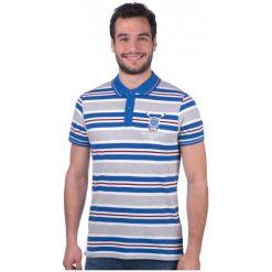 Timeout Koszulka Polo Męska S Niebieski. Niebieskie koszulki polo Timeout, m. W wyprzedaży za 73,00 zł.
