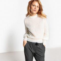 Swetry damskie: Sweter z moheru