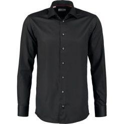 Eton SLIM FIT Koszula biznesowa black. Białe koszule męskie slim marki Eton, m, z bawełny. Za 609,00 zł.
