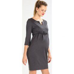 Sukienki hiszpanki: 9Fashion YENNA Sukienka etui grey melange