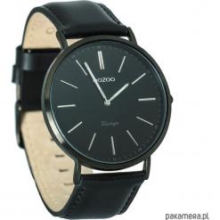 Zegarek OOZOO C7300 black/silver. Czarne zegarki damskie Pakamera. Za 289,00 zł.