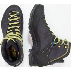 Salewa RAPACE GTX Obuwie górskie night black/kamille. Szare buty skate męskie Salewa, z gumy, outdoorowe. Za 1029,00 zł.
