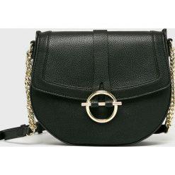 Liu Jo - Torebka. Czarne torebki klasyczne damskie Liu Jo, w paski, z materiału, średnie. Za 649,90 zł.