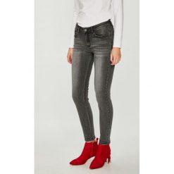 Medicine - Jeansy Essential. Szare jeansy damskie rurki MEDICINE, z bawełny. Za 139,90 zł.