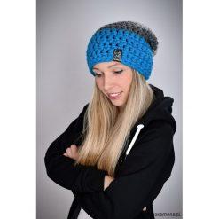 Czapka Triquence 22 - NIEBIESKA. Niebieskie czapki zimowe damskie Pakamera. Za 69,00 zł.