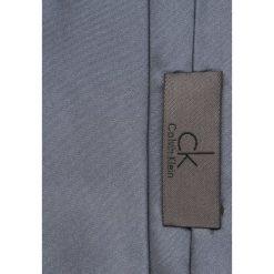 Krawaty męskie: Calvin Klein Krawat grey