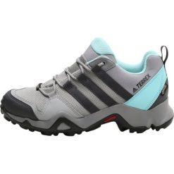 Buty damskie: adidas Performance TERREX AX2R GTX  Półbuty trekkingowe stone grey/clear aqua