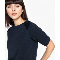 Bluzy rozpinane damskie: Bluza, fantazyjne ramiona