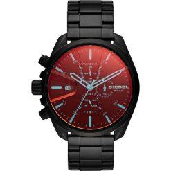 Zegarek DIESEL - MS9 DZ4489 Black/Black. Czarne zegarki męskie Diesel. Za 1199,00 zł.