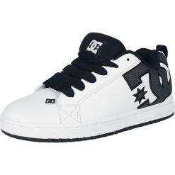 Buty skate męskie: DC Shoes Court Graffik SE Buty sportowe biały/czarny