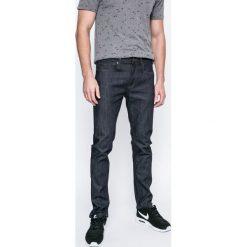 Le Shark - Jeansy. Niebieskie jeansy męskie relaxed fit Le Shark, z bawełny. W wyprzedaży za 89,90 zł.