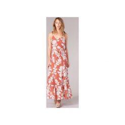 Sukienki długie Cream  GIOLA. Brązowe sukienki marki Cream. Za 351,20 zł.