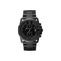 Diesel - Zegarek DZ4180. Czarne zegarki męskie Diesel, szklane. Za 999,90 zł.