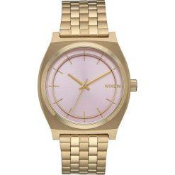 Biżuteria i zegarki damskie: Zegarek unisex Light Gold Pink Nixon Time Teller A0452360