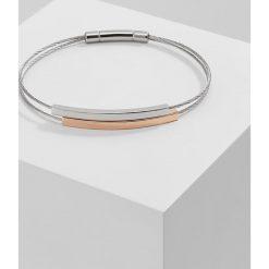 Bransoletki damskie na nogę: Skagen ELIN Bransoletka silvercoloured/rosegoldcoloured