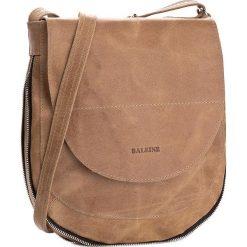 Torebka BALEINE - 104 Cognac. Brązowe torebki klasyczne damskie marki ARTENGO, z materiału. W wyprzedaży za 209,00 zł.