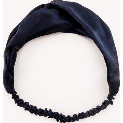 NA-KD Accessories Satynowa opaska do włosów - Blue,Navy. Niebieskie ozdoby do włosów NA-KD Accessories. Za 32,00 zł.