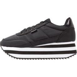 Trampki damskie slip on: Victoria Shoes DEPORTIVO PLATAFORMA Tenisówki i Trampki black