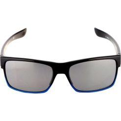 Oakley TWOFACE Okulary przeciwsłoneczne blue pop fade/prizm black. Niebieskie okulary przeciwsłoneczne damskie aviatory Oakley. Za 889,00 zł.