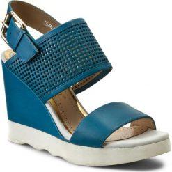 Rzymianki damskie: Sandały BRUNO PREMI – Seta B4101P Azzurro