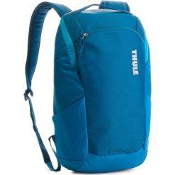 Plecak THULE - Enroute 3203590 Poseidon. Niebieskie plecaki męskie Thule, z materiału. W wyprzedaży za 199,00 zł.