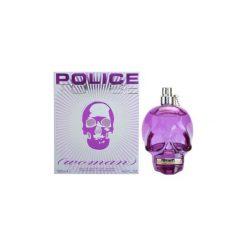 Apaszki damskie: Perfumy Police To Be Woman woda perfumowana 125ml + apaszka – zestaw