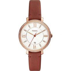 FOSSIL - Zegarek ES4413. Różowe zegarki damskie marki Fossil, szklane. Za 699,90 zł.