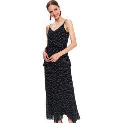 1cf909c638 Długa czerwona sukienka plus size - Sukienki damskie letnie ...