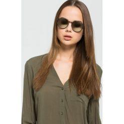 Le Specs SWIZZLE (LE TOUGH) Okulary przeciwsłoneczne matte tortoise. Brązowe okulary przeciwsłoneczne damskie wayfarery Le Specs. Za 229,00 zł.