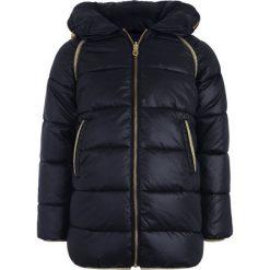 Little Marc Jacobs Płaszcz zimowy marine/schwarz. Niebieskie kurtki chłopięce marki Little Marc Jacobs, na zimę, z materiału. W wyprzedaży za 422,95 zł.